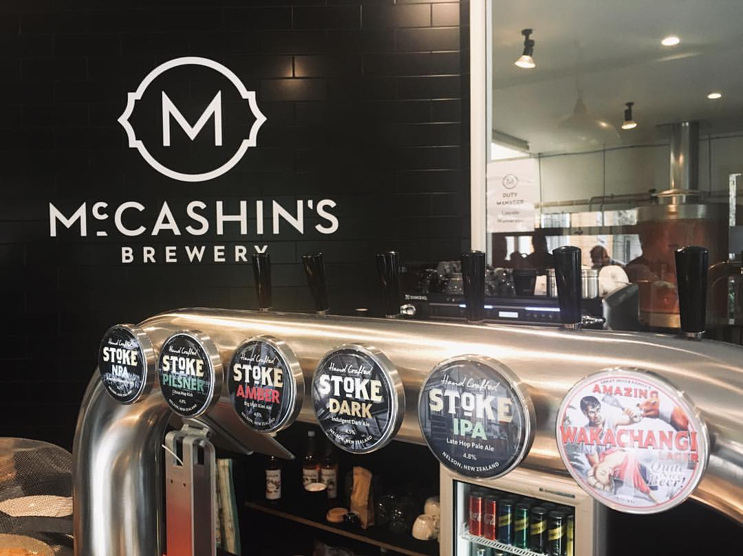 McCashins Brewery